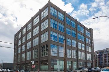 42 West Street Building Exterior