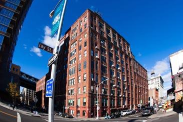 68 Jay Street Building Exterior