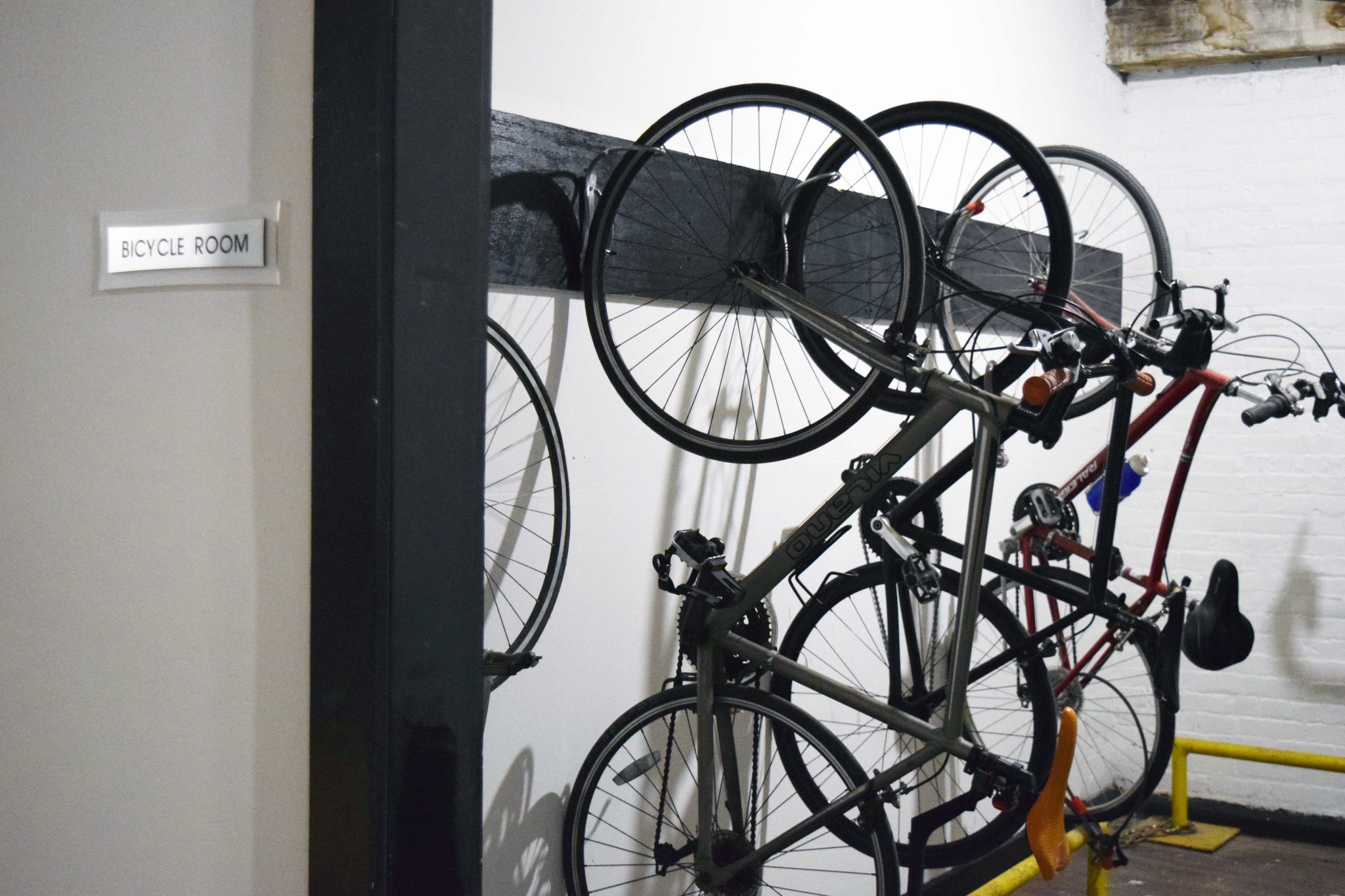 67 West Bike Room