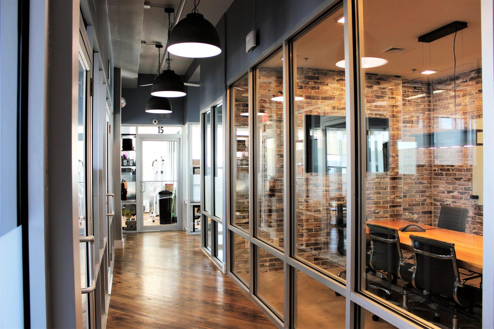 Northern BLVD Hallway