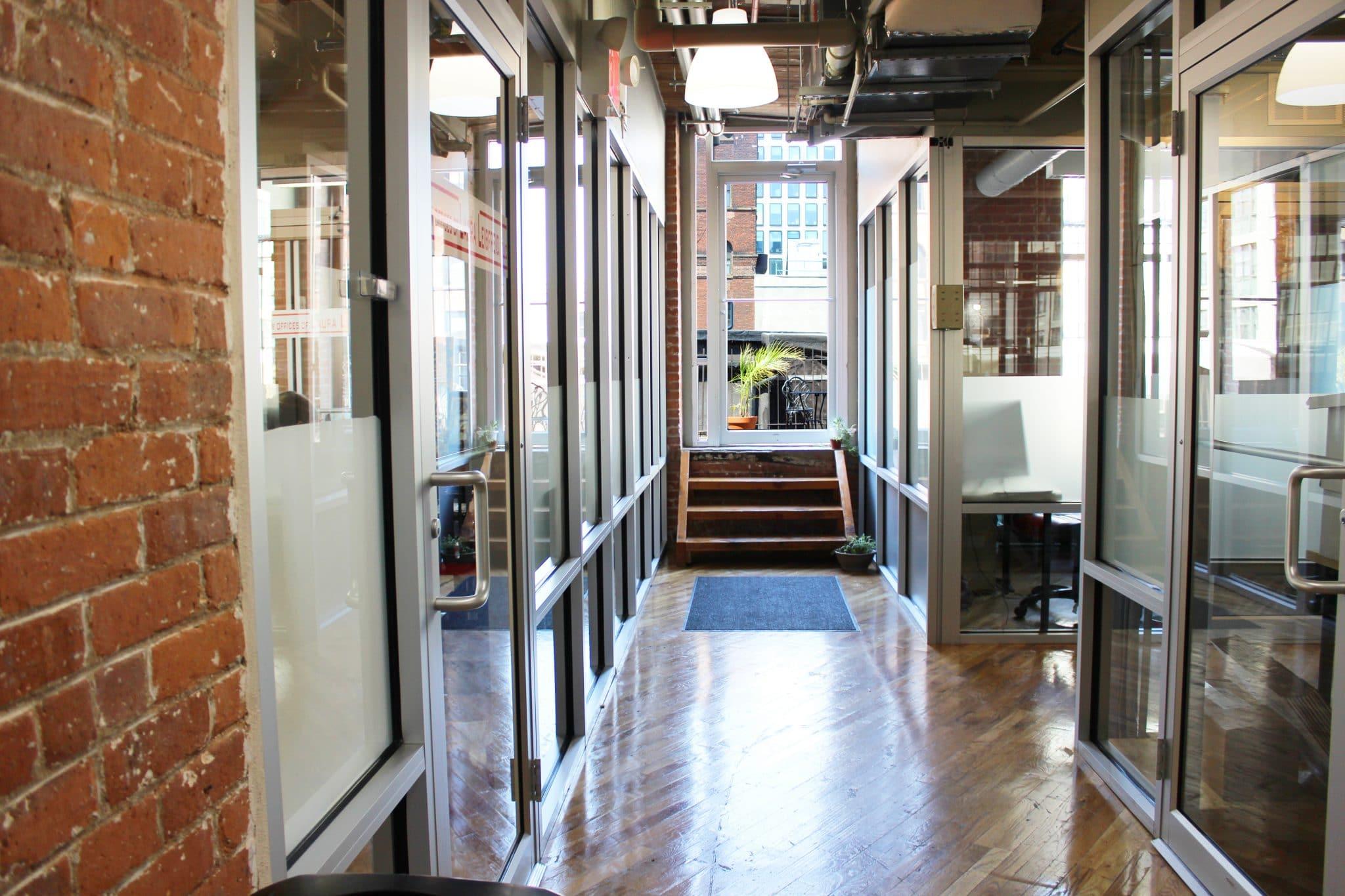 155 Water Street Hallway